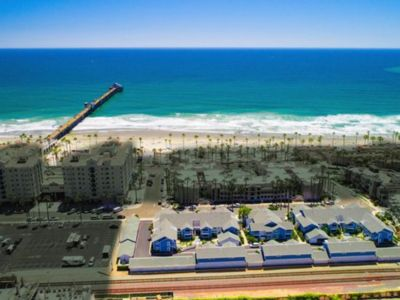 Photo for Oceanside Oasis! #Live the Beach Life!  Monthly Rental -pet OK!