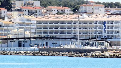 Photo for Apartaments Club Nàutic Ponent first line of the sea