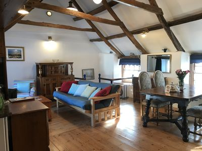 Photo for 1BR Cottage Vacation Rental in Marazion, England