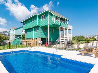 Photo for C7015 Graceland. Private Pool, Ocean View, Linens Provided, WiFi!