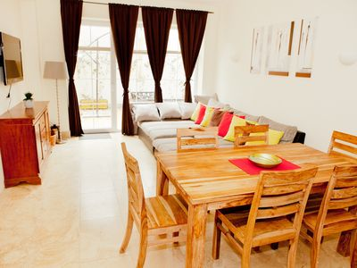 Photo for Two-bed (sleeps 6) Ski apartment in the Tyrol