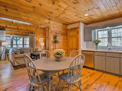 Photo for Lamm's End Log Cabin | SO Close to DT Asheville AND the Blue Ridge ParkWay!