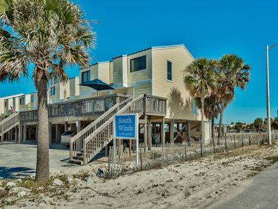 Perfect location, beach views from every room. Closest to Hangout Musicfest