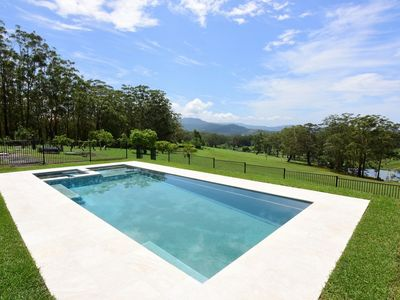 Photo for Bó Farm - Private Luxury Farm Retreat with Pool & Spa