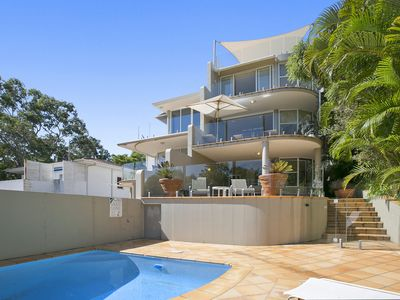 Photo for Spectacular Penthouse in Little Cove Noosa Heads - Unit 2 Cuvee 29 Allambie Rise