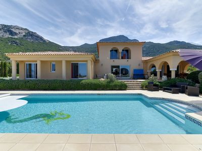Photo for 4BR House Vacation Rental in Calvi, Corse