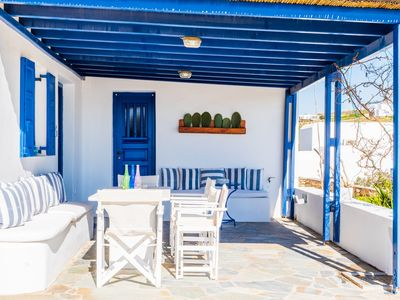 Photo for Luxury Villa in Mykonos with Stunning View!