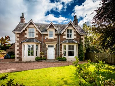 Photo for Luxury, 5 Star Holiday Villa in Blairgowrie