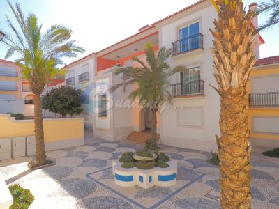 Photo for 2 bedroom apartment with views of golf and sea 200 meters from the beach