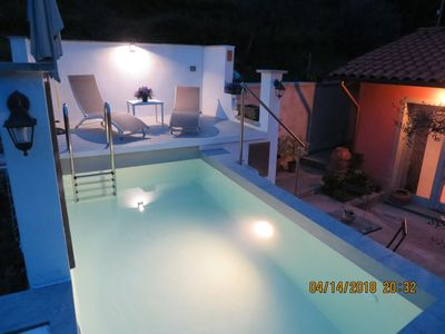 Photo for Modern Cottage with Pool & Sun Terraces in Bagni Di Lucca.