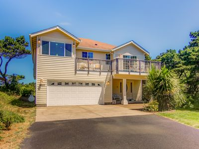 Photo for Secluded house by the ocean w/ private beach access & ocean views!