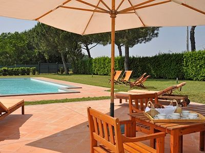 Photo for CHARMING VILLA near Magliano Sabina with Pool & Wifi. **Up to $-466 USD off - limited time** We respond 24/7