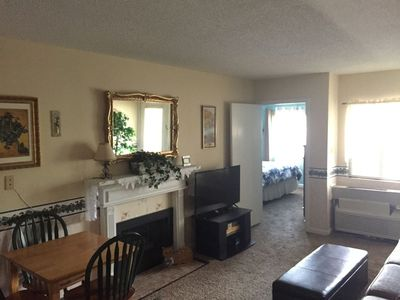 Photo for Gatlinburg Chateau Two bedroom Condo in the downtown Gatlinburg (Unit 109)