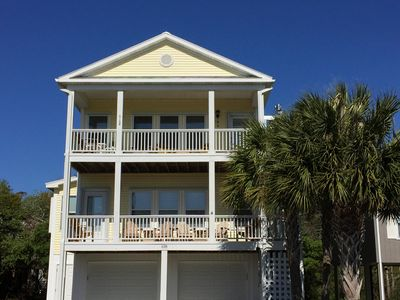 Photo for OCEAN VIEWS and MAGNIFICENT SUNRISES!  3 BR/2BA