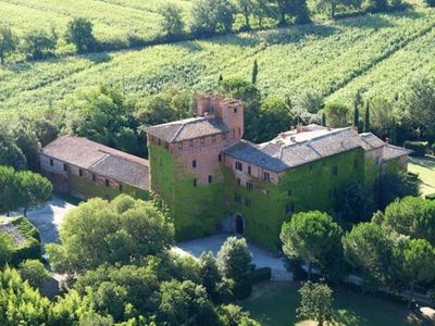 Photo for Charming B&B in Castello di San Fabiano, with swimmingpool.