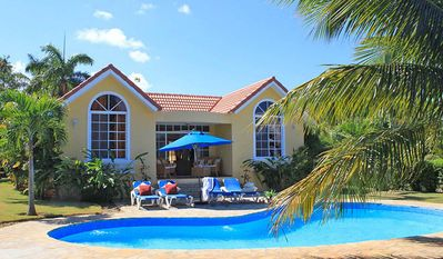 Photo for 3BD Villa with private pool, kids playground, tennis/basket courts, soccer field