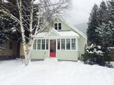 Photo for Snowcaps Mountain Cottage