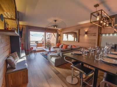 Photo for Eden Blanc N°B4-12 - Apartment for 8 people in L'Alpe d'Huez
