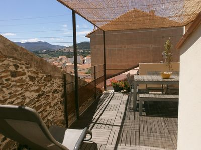 Photo for Comfortable house 100m from the sea in Banyuls sur Mer