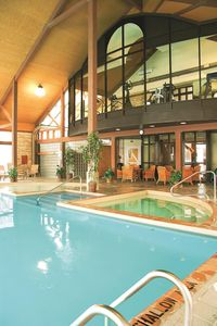 Carriage Ridge Resort indoor pool