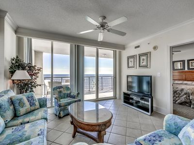 Photo for Spectacular Luxury Oceanfront 3 Bedroom Mar Vista Grande Condo, 1004!