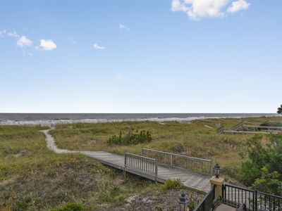 Photo for The views won`t get any better than those from this 5 bedroom, 5 bath ocean front home!