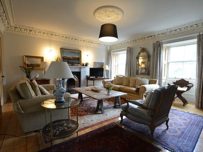 Photo for Royal Mile Elegance - Castle Old Town, Edinburgh - Luxury 2 bedroom apartment