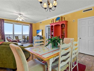 Photo for Twin Palms 401, 2 Bedrooms, Sleeps 8, Beachfront, Beach Chairs, Picnic Area