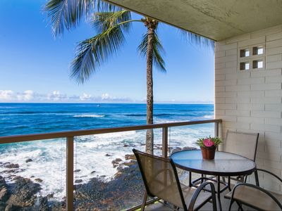 Photo for Magnificant Ocean Front Condo with New Air Conditioning and Panoramic Views