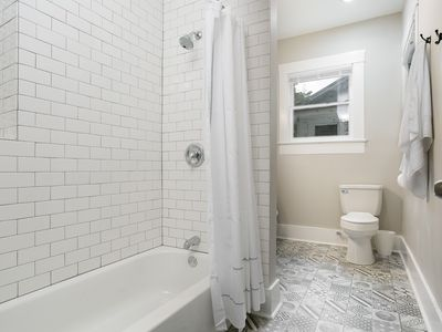 Photo for Pine Haus #2 - Historic Duplex with Vintage Charm, 5 min to downtown