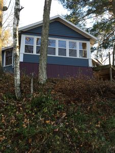 Photo for Kp's Hilltop Hideaway--Panoramic Views of Hamlin Lake with Public Lake Access