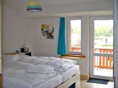 Photo for Double room 3 - turquoise - holiday on the organic farm