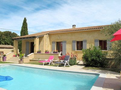 Photo for Vacation home Kasara  in Mazan, Mont Ventoux surroundings - 8 persons, 4 bedrooms