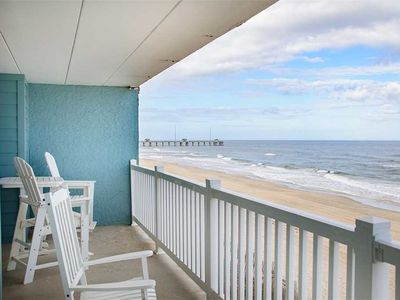 Photo for Sunrise Delight: 2 bedroom condo, community pool, elevator, playground and grill/picnic area.