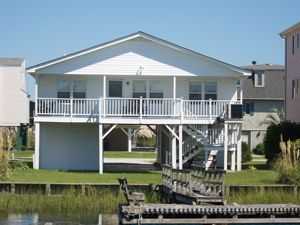 Photo for WILM 9  This vintage cottage provides a peaceful atmosphere for enjoying the scenic marshlands.