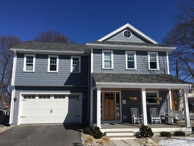 Photo for NEW LISTING!! 3 bedroom beautiful home within walking distance to Willard beach!