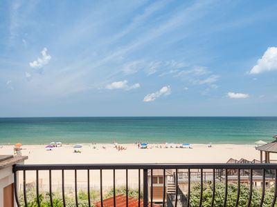 Photo for South Beach: Top Floor End Unit Oceanfront Condo w/Wide Angle Views