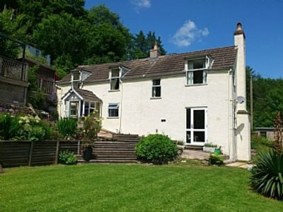 Photo for Traditional Country Cottage With Truly Amazing Views Over The River Wye