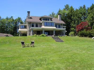 Photo for Historical Estate On The Western Shore Of Sebago Lake