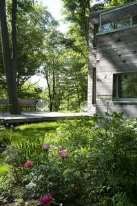 Photo for Modern House Overlooking Year Round Creek