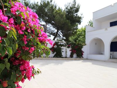 Photo for 2BR Apartment Vacation Rental in San Foca, Puglia