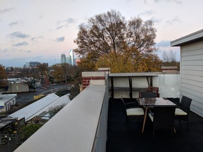 Photo for City views in the heart of Dilworth & South End /Fast Wifi/ Spectrum tv,
