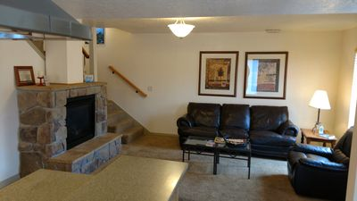 Photo for Lake Circle Lodge at Bear Lake, 5 bed, 2.5 bath, with WiFi