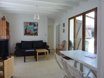 Photo for House T3, calm with garden, in Center town of Arcachon