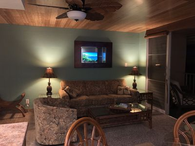 Photo for NEW LISTING! Remodeled, Tropical relaxing retreat, Unit #264
