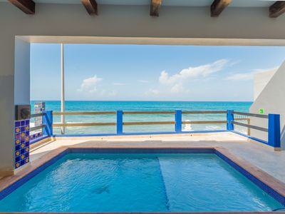 Photo for 2BR Villa Vacation Rental in Isla Mujeres, QROO