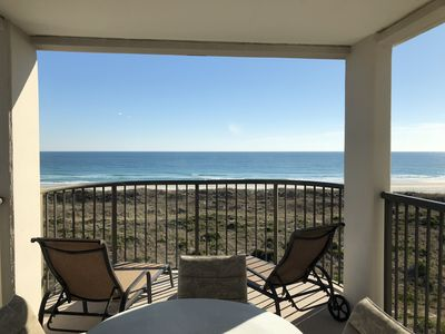 Photo for DR 1405 - Beautiful oceanfront condo with tennis, pool and easy beach access