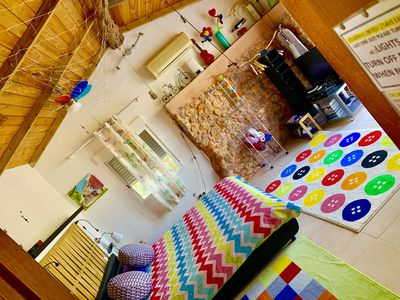 Photo for CHEERFUL Little Cozy House With Big Pool  In Ibiza  WiFi 5 Min From The Sea