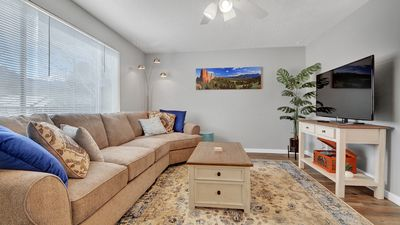 Photo for Spacious home in Old Colorado City! THE TEAL HOUSE.