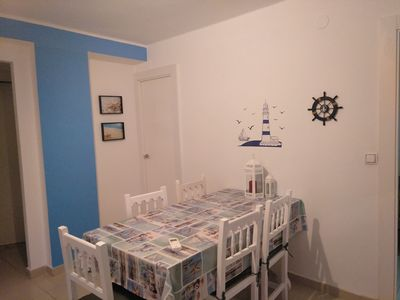 Photo for Apartment on the seafront 2 bedrooms + WIFI + 2 PARKING PLACES + TERRACE
